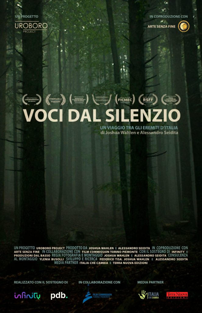 """Il documentario """"Voci dal Silenzio"""", viaggia per le vie solitarie e arriva a Lipari"""