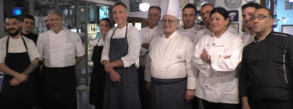 """""""La Notte degli Chef"""" : l'orgoglio eoliano a tavola"""