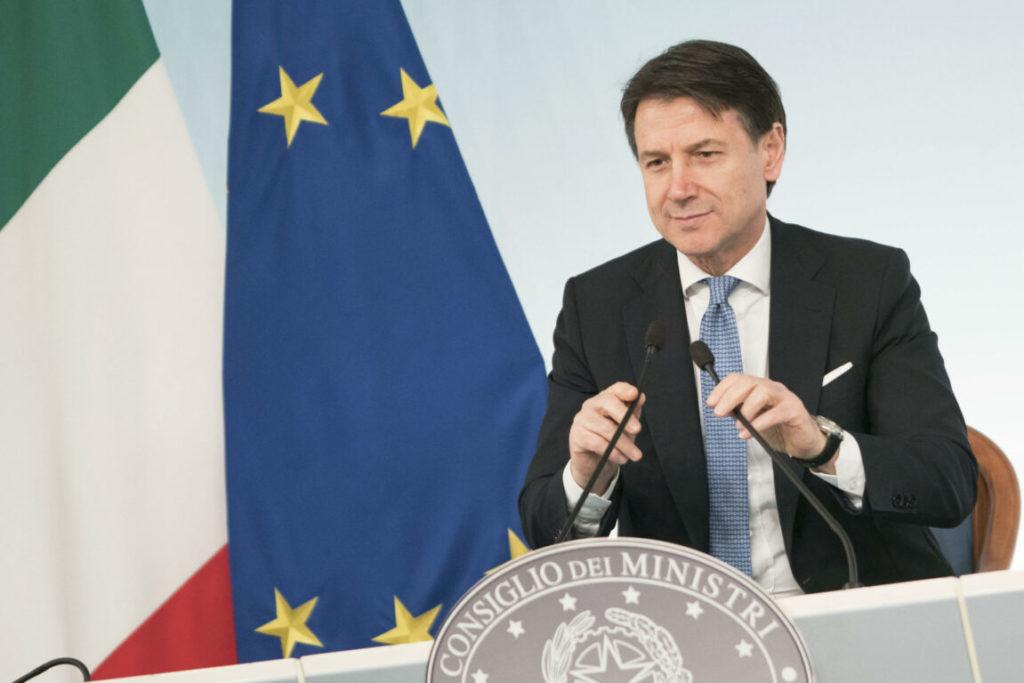 Coronavirus : Italia sigillata