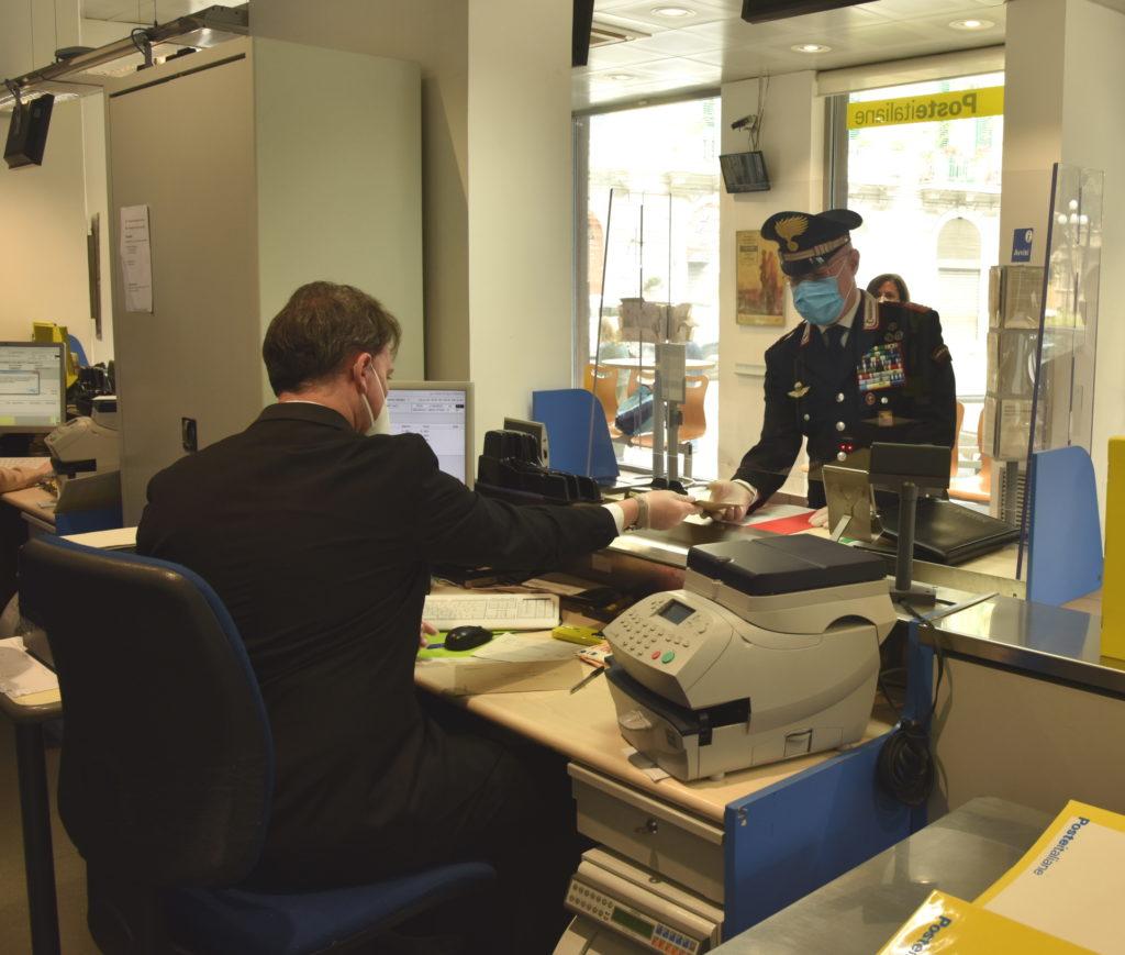 Poste e Carabinieri insieme per la pensione anche in provincia di Messina 1