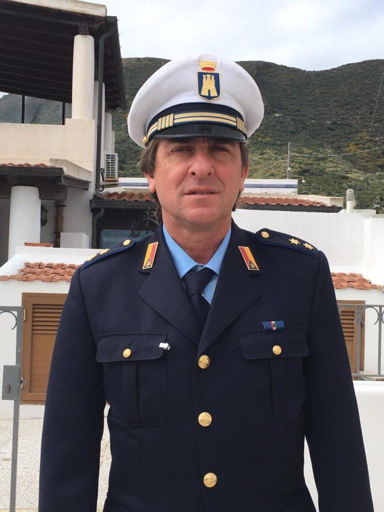 Polizia Municipale : Franco Cataliotti comandante