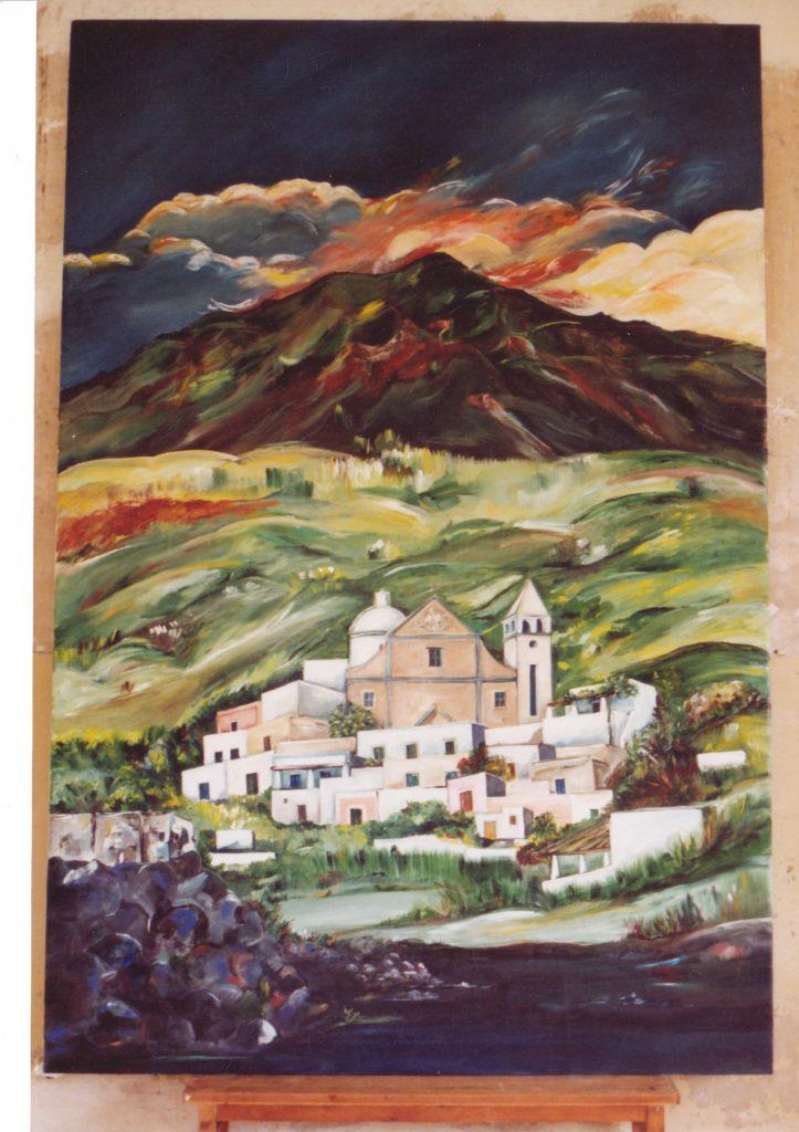 Stromboli, il quadro donato alla chiesa fu davvero regalato a Bertolaso ?