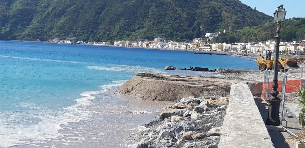 Le spiagge bianche di...Calandra 1