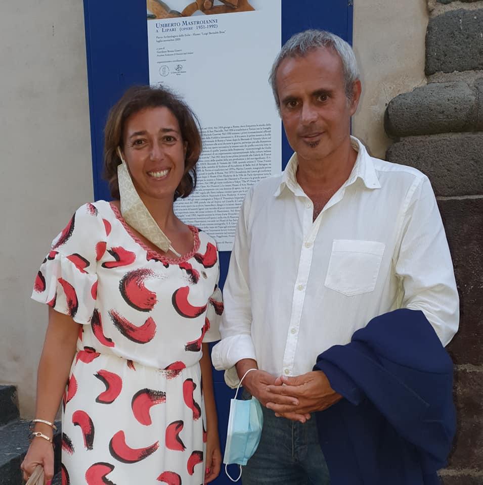 L'assessore De Luca ricorda la mostra di Mastroianni al castello