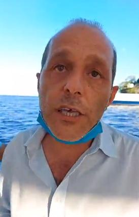 Il sindaco Giorgianni : aspettiamo Musumeci o Razza a Lipari