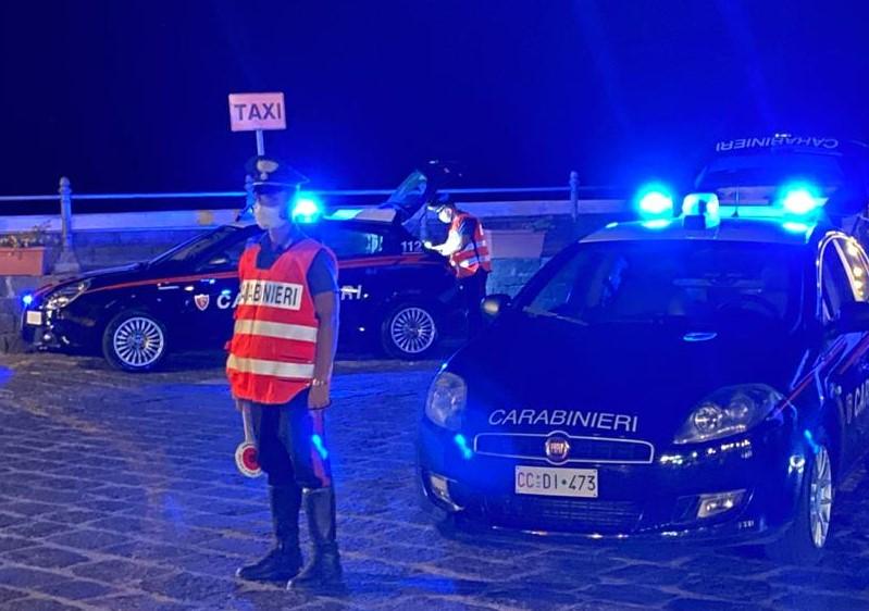 Carabinieri a Salina : ispezioni negli esercizi commerciali, una persona denunciata, 19 contravvenzioni elevate
