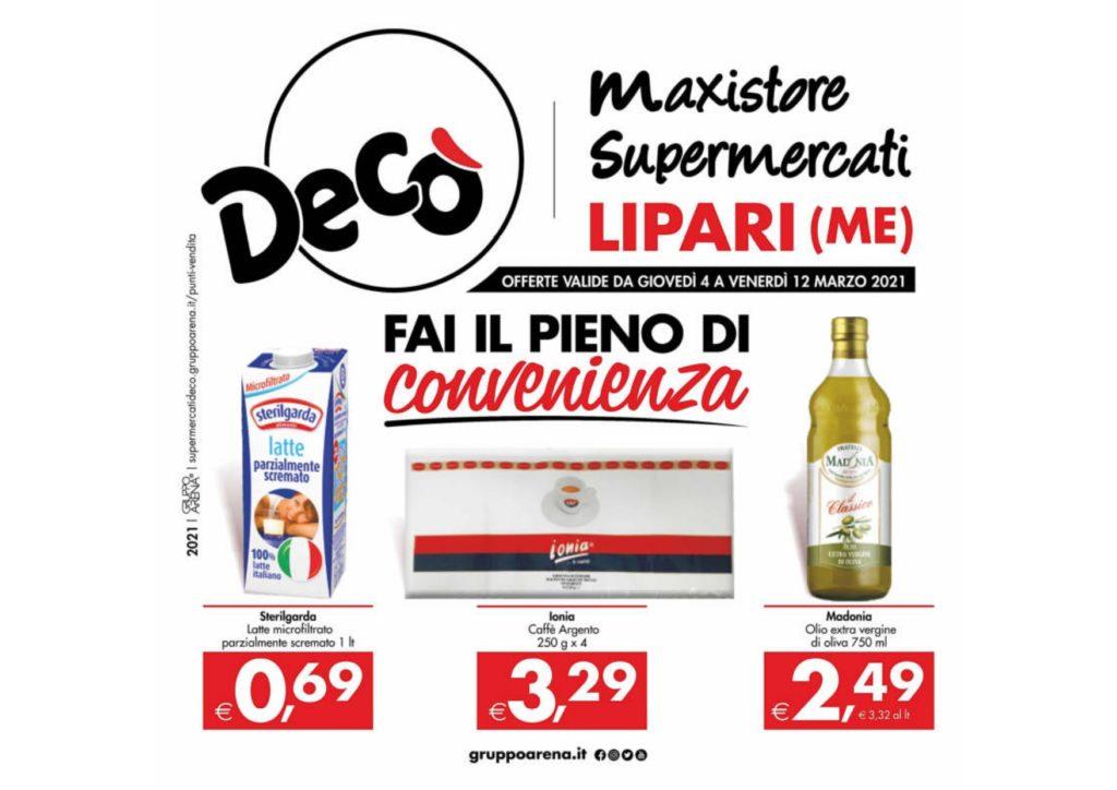 Supermercati Decò : fai il pieno di convenienza
