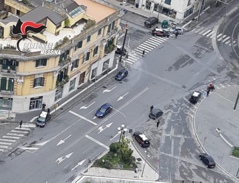 Week end pasquale, controlli dei Carabinieri :  arresti, denunce e segnalati per droga