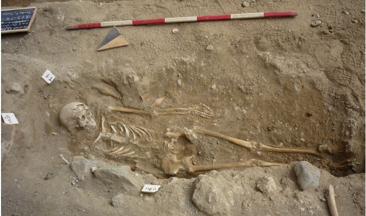 Messina : durante lavori vengono alla luce tombe del II secolo A.C.