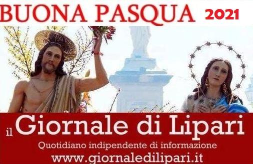 Buona Pasqua dal Giornale di Lipari