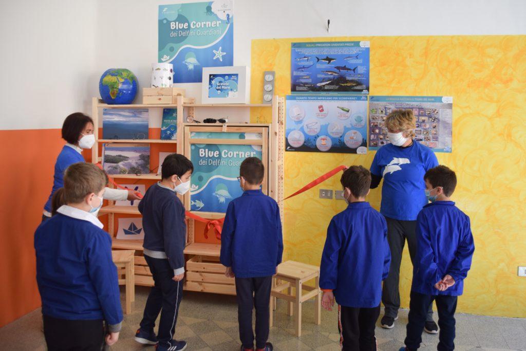 """Marevivo : primi """"blue corner"""" nelle scuole siciliane"""