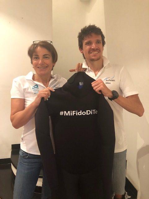 Vulcano, al via il progetto #MiFidoDiTe: quarantaduemila metri a sostegno della ricerca per la Sindrome di Usher 1