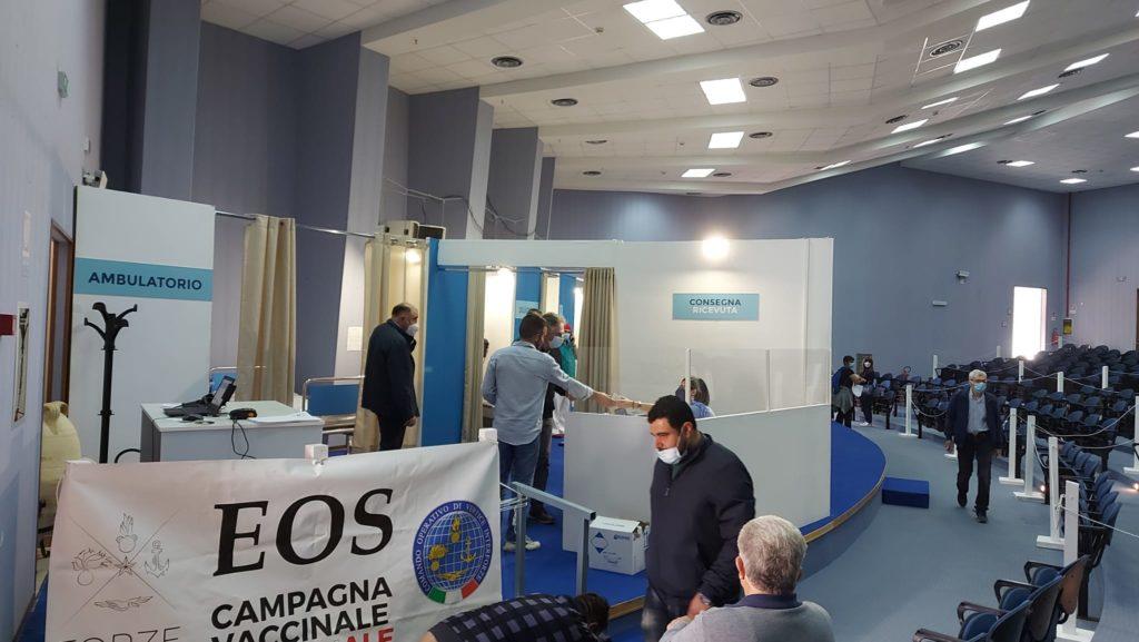 Il sindaco Giorgianni : 13 positivi, vaccinato 90% nelle isole, differenziata a Canneto, Acquacalda e Stromboli