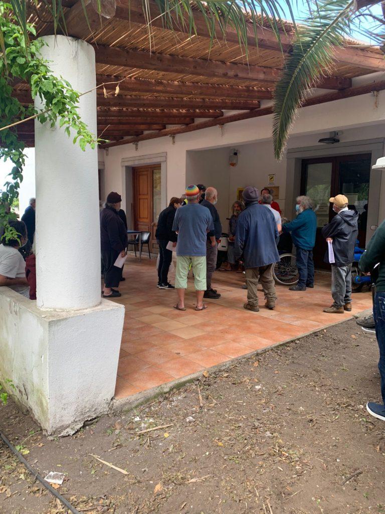 Vaccinazioni in corso a Panarea e Stromboli