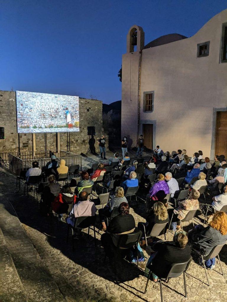 """Il cinema in piazza del """"Magazzino"""" piacevole riscoperta 1"""