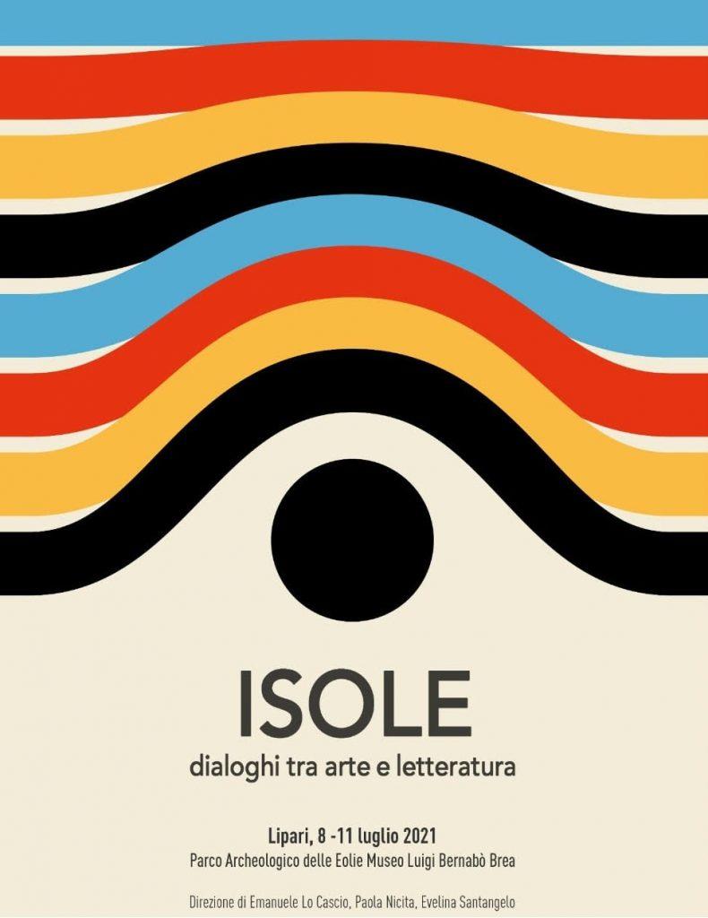"""Lipari, al Parco Archeologico in arrivo """"ISOLE. Dialoghi tra arte e letteratura"""""""