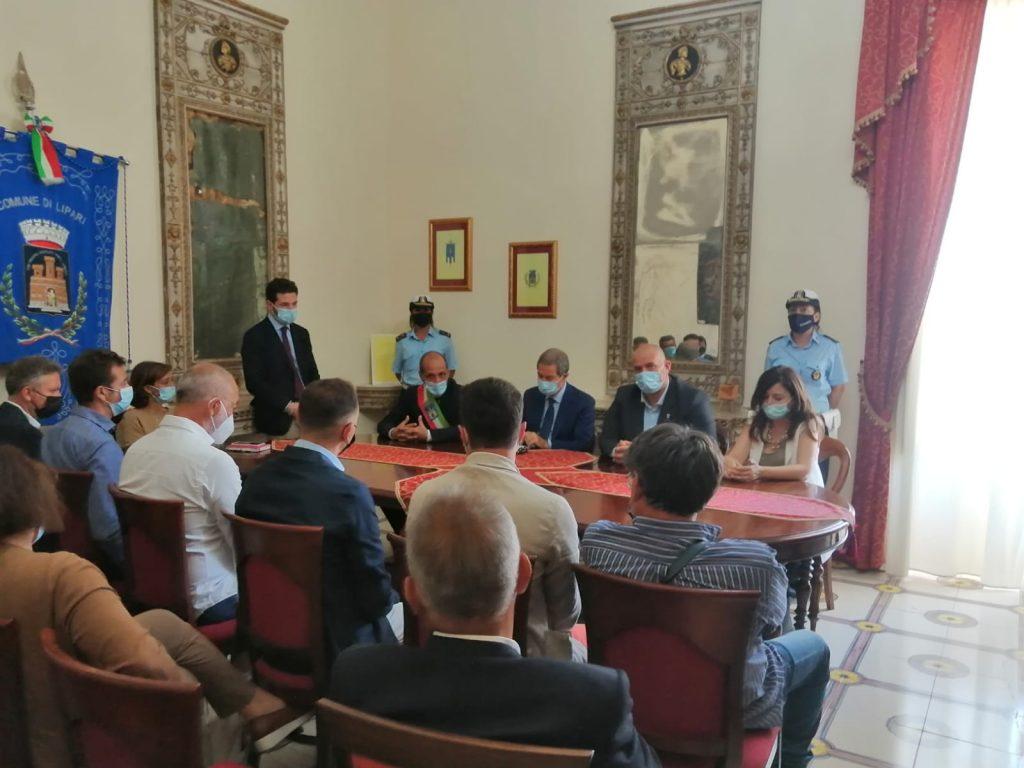 Fonti e Mollica assenti in Consiglio : Parco geominerario-Museo Pomice non è una priorità