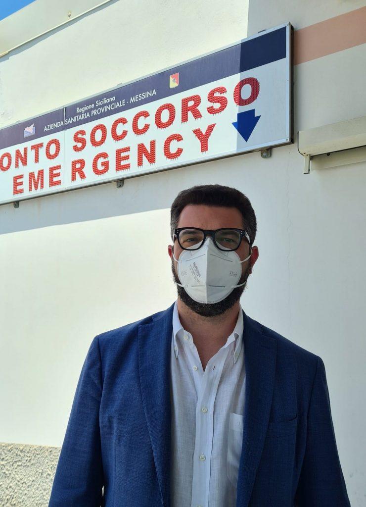 """Ospedale, De Luca (M5S) : """"bene secondo anestesista ma si deve fare di più"""""""