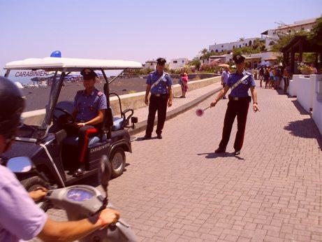 Stromboli : irregolarità in un locale pubblico, disposta la chiusura e sanzionato il titolare