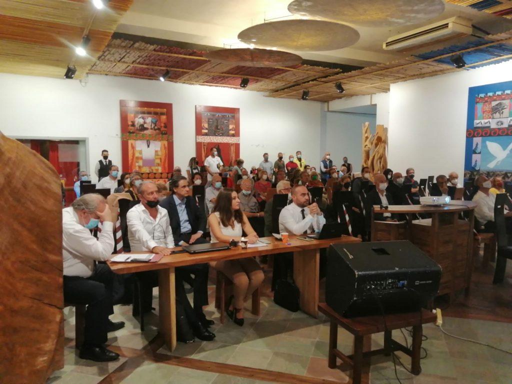 """Al Gattopardo convegno Rotary per Eolie comunità """"Green"""""""