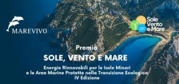 """A Salina il premio internazionale """" Sole, Vento e Mare"""""""