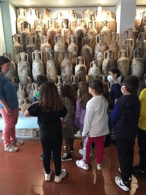 Alunni e genitori al Bernabò Brea per la Giornata delle Famiglie al Museo