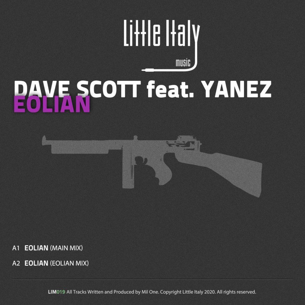 Esce Eolian, il nuovo disco di Yanez